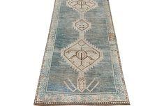 Lavender Oriental Carpets - Turkish Oushak Runner 2'7 x 15'1 | One Kings Lane