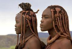 Algunas de las tribus africanas más raras. - Taringa!