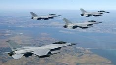 BAE Systems to upgrade electronics and avionics on South Korea F-16 jet fighters