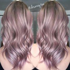Resultado de imagen para balayage pastel short hair