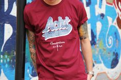 Acht Amsterdam is a sneakerstore based in The Netherlands | acht amsterdam paisley tee | streetwear lifestyle streetstyle men fashion tattoo