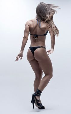 ROCK HARD, MUSCULAR GLUTES & THIGHS of Brazilian IFBB #Fitness model Alice Matos : if you LOVE Health, Inspirational Physiques & #Fitspo - you'll LOVE the #Motivational designs at CageCult Fashion: http://cagecult.com/mma