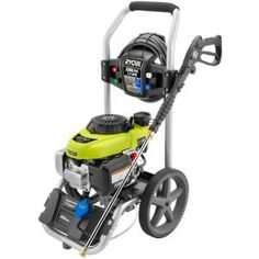 Ryobi, Honda 2800-PSI 2.3-GPM Gas Pressure Washer with Idle Down, RY80935 at The Home Depot - Mobile