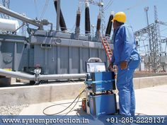 #Switchyard #TestingServices We are a unique name in the market to provide our honorable customers an exclusive range of Switchyard Testing Services. Other details: • Well-experienced team of professionals • Specific focus over the details including all small details told by clients • Hassle free management to handle lots of work For any inquiry Kindly Contact bdm@systemprotection.in http://systemprotection.in/