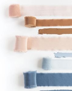 Color Theme -- find inspiration for your wardrobe from color swatches you find online. Colour Schemes, Color Trends, Color Combos, Color Patterns, Neutral Colour Palette, Rose Gold Color, Color Stories, Color Theory, Peach Colors