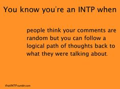 Everything INTP — Submission by: elderwood