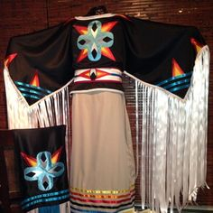 Regalia. Custom Order Cloth Powwo...