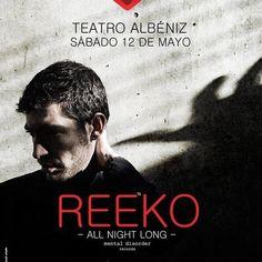 Reeko@ Albeniz - All night long 12-05-12 (pole group radio show) by Reeko by Reeko, via SoundCloud