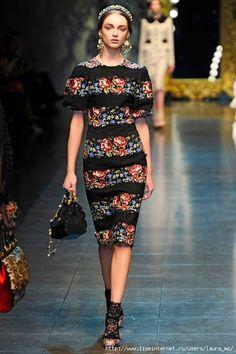Dolce & Gabbana 2012.. Обсуждение на LiveInternet - Российский Сервис Онлайн-Дневников