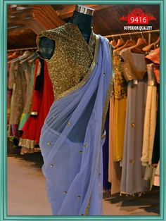 Elegant Purple Net Bollywood Saree online ,Veeshack.com | Fashion for the World - 1