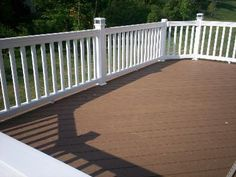 Image detail for -Vinyl Deck Railings in St. Charles, Mo - Railing Options Photo Gallery ...