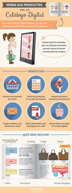 Karen Salas Blog | Venda sus productos con un catálogo digital
