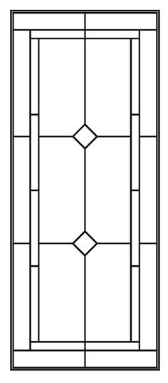free stained glass patterns panels | Stain glass patterns