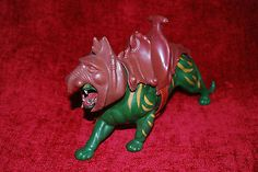 Vintage #action figure #1980s #mattel motu he man battle cat complete retro,  View more on the LINK: 	http://www.zeppy.io/product/gb/2/222100720462/