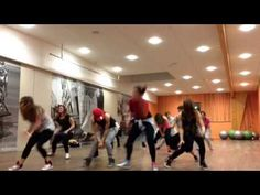 "Zumba by karaoglan ""Come On To Me (feat. Sean Paul)"" Vidéo Fan"