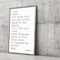 Even After All This Time Art Print by JolieMarche on Etsy