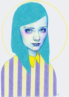 Natalie Foss - A nice little collaboration with So So Happy....