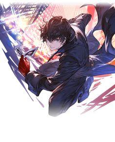 Persona Five, Persona 5 Anime, Persona 5 Joker, Akira Kurusu, Rpg Horror Games, Kaichou Wa Maid Sama, T Art, Manga Comics, Crybaby
