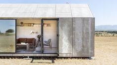 Chamfer House - A Modern Eco-Chic Tiny House | Humble Homes