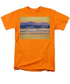 Morecambe Bay Sunset  T-Shirt