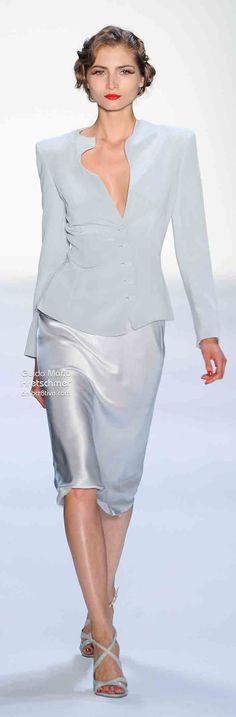 5422bbb9809c Guido Maria Kretschmer bcr8tive.com Fashion Moda, Blue Fashion, Colorful  Fashion, Runway