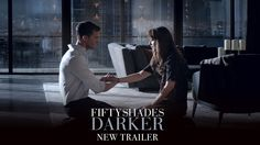 FIFTY SHADES DARKER starring Dakota Johnson & Jamie Dornan | Official Trailer #2 | In theaters February 14, 2017
