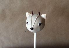 Oh, Deer Baby: The Most Adorable Deer Cake Pops You've Ever Seen!