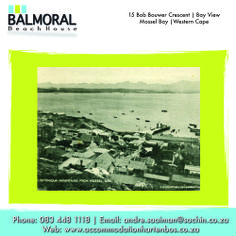 History of Mossel Bay Habour! Mossel Bay Habour holds a special place in South African maritime history for this is the first recorded place used regularly along the South African coast by European seafarers journeying to the East. I Bay, Bay Area, Beach House, Coast, African, History, Beach Homes, Historia