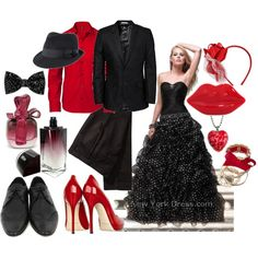 """Rebel wedding"" by norcsikiss on Polyvore"