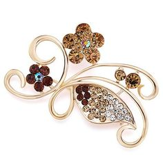 BIRTHSTONE TOPAZ CRYSTAL AND PINS RHINESTONE BROOCH PIN Beauty Jewelry. $17.50. Size (mm): 55.38*9.26*39.02. Metal: Metal, Crystal. Weight (gram): 11.4. DELIVERY 5 - 10 days. Color: Gold, Yellow