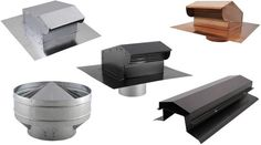 FAMCO offers a wide variety of metal roof vents for a variety of residential and commercial applications. Metal Roof Vents, Gable Vents, Kitchen Exhaust, Chimney Cap, Attic, Creativity, Appliances, Commercial, Loft Room