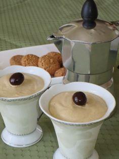 Frozen Espresso Mousse