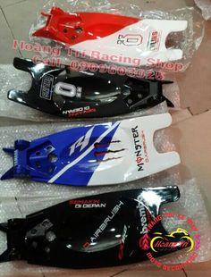 Ốp gầm sơn Air Brush tại Hoàng Trí Racing Shop