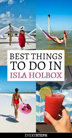 Isla Holbox, Mexico - A small island off Cancun, Isla Holbox couldn't be farther away from the noise and the crowds of the party city. With this ultimate guide to Holbox Island, Mexico, discover why the island is Yucatan's best-kept secret + the best things to do in Holbox, how to get to Holbox and Isla Holbox restaurants and accommodations. | Isla Holbox Mexico beaches | Isla Holbox Mexico hotels | Holbox Island Mexico boutique hotels #island #mexico - via @everysteph