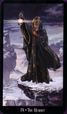 Example card from the Witches Tarot by Ellen Dugan. DISCOVER MORE: http://www.tarotacademy.org/witches-tarot/