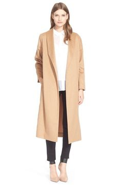 2226f743ac0 AYR  The Robe  Camel Hair Maxi Coat available at  Nordstrom Outfits 2016