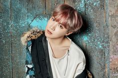 BTS YNWA You never walk alone concept photos J-Hope Hobi Hoseok I'm really crying in my heartu