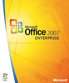 MS Office Enterprise 2007 Free Download Full Version