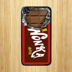 Willy Wonka chocolate case! Awesome