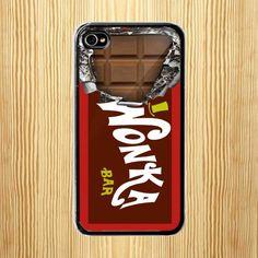 Willy Wonka chocolate case! Awesome