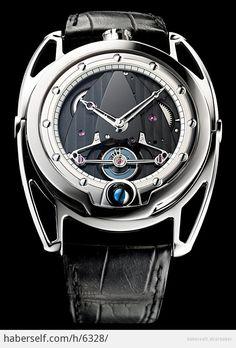 Saat Değil Sanat Eseri: Göz Kamaştırıcı Tasarımlara Sahip 23 Harika Saat - De Bethune DB28