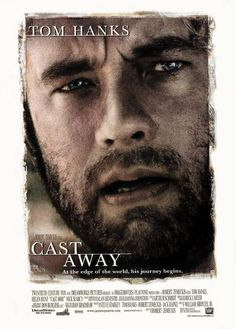 Cast Away Movie Poster - Internet Movie Poster Awards Gallery