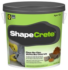 Sakrete 65450022 20 Lb. Shapecret Concrete Mix (2 count)