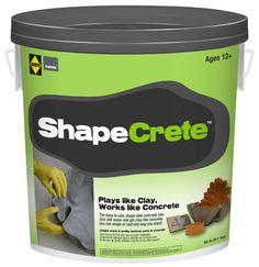 Sakrete 20 Lb. Shapecret Concrete Mix 65450022