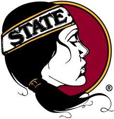 fsu logos | Florida State Seminoles Misc Logo (0) - Florida State Lady Seminoles ...