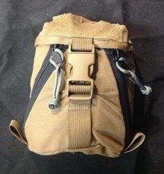 Mystery Ranch IFAK #1 pic Tactical Clothing, Tactical Gear, Tactical Equipment, Survival Prepping, Survival Gear, Mystery Ranch, Duty Gear, Tac Gear, First Aid Kit
