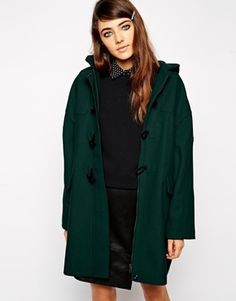 Roots - Shelby Tweed Duffle Coat Could it get better... one of ...