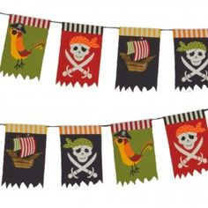 Pirate Guirlande
