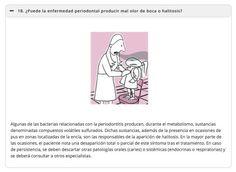 ¿Puede la #Periodontitis producir mal olor o #Halitosis?