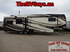 Full Timer Friendly Luxury 5th Wheel 2016 Lifestyles 37CKSL!  Full Wall ...